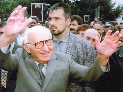 Връзката на Бойко Борисов с Тодор Живков