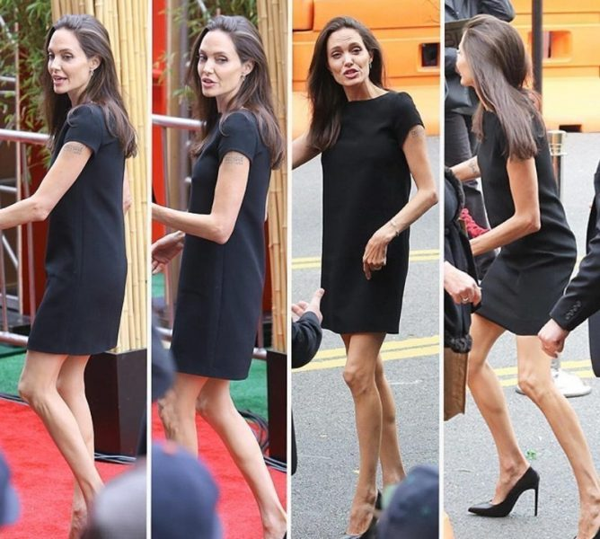 Болна ли е Анджелина Джоли