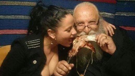 Скандални снимки на отец Иван