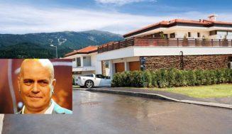 Слави Трифонов реши да живее на село, но в палат за 5 милиона!