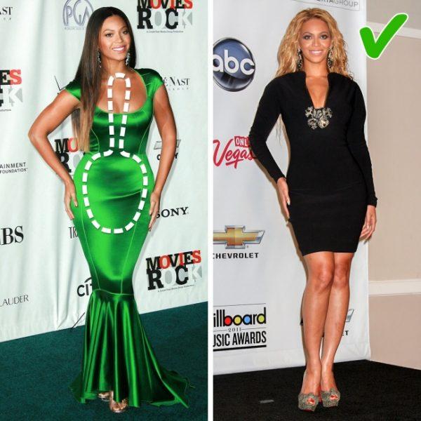 Как да изберем правилната рокля според формата на тялото ни! Страхотни СНИМКИ