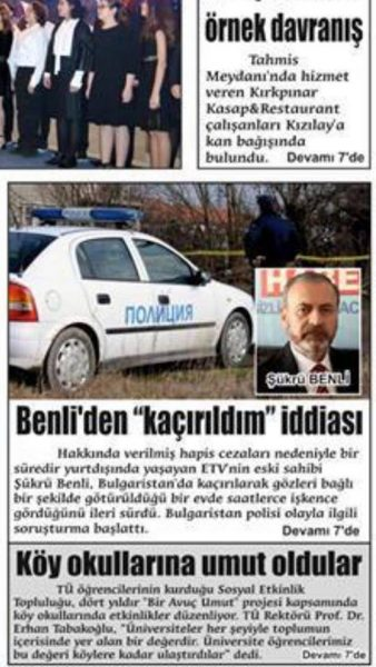 Турски журналист се оплака, че е бил отвлечен и изтезаван край Свиленград (3)