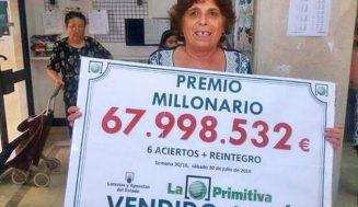 Помните ли леля Гошка, спечелила от тотото 68 милиона евро? Вижте какво се случва с нея днес