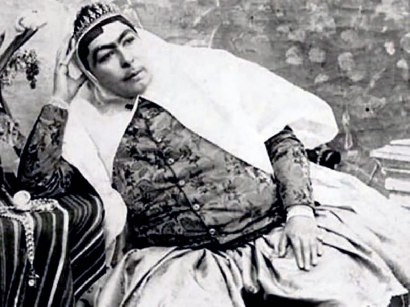 Захра хан Тадж ес-Салтан