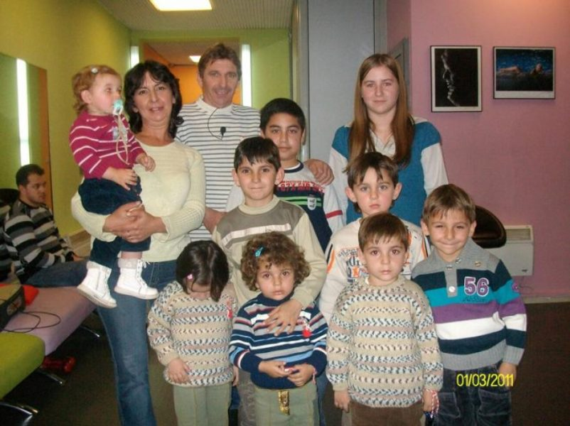 Най-многодетното българско семейство