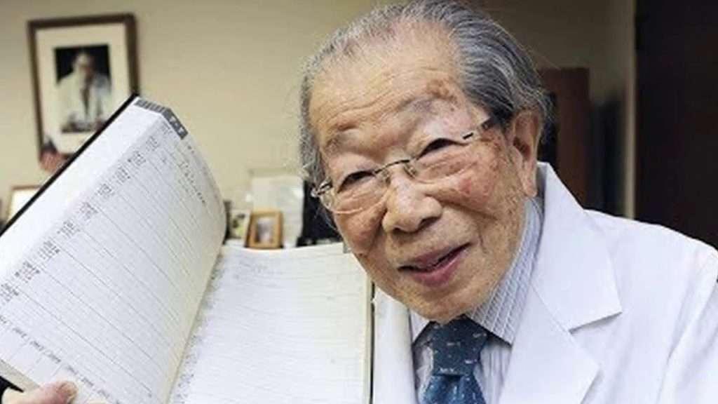Удивителните 15 правила за дълголетие на 105-годишния д-р Хинохара
