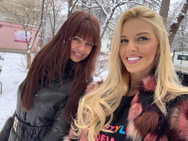 Майката на Натали Трифонова