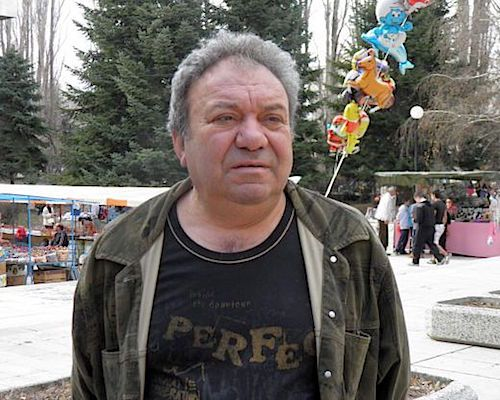кюстендилеца Димитър Скендерски