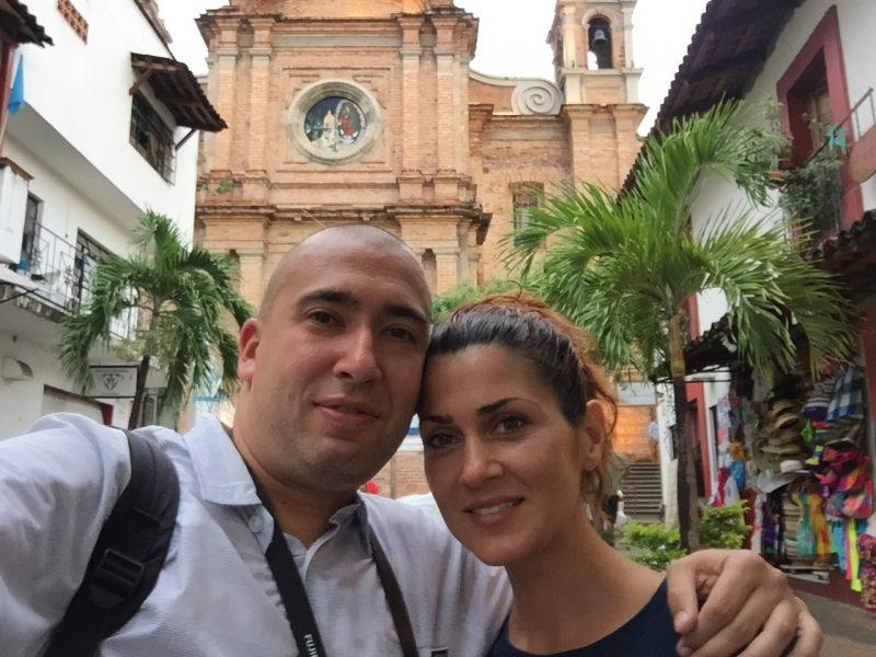 Мария и мъжа й