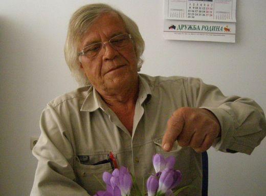 Хасан Тахиров шафран