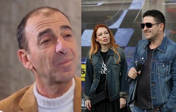 Димитър Маринов спал с жената на друг известен актьор (СНИМКИ)