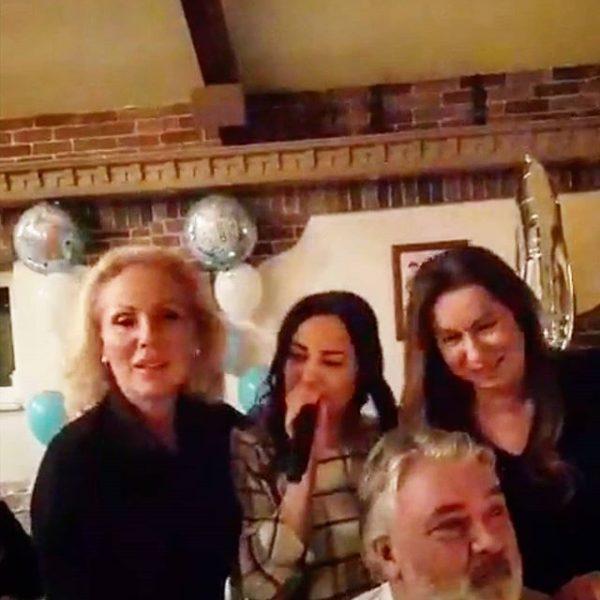 Лепа Брена вдигна луд купон за първото си внуче (Снимки от тържеството)