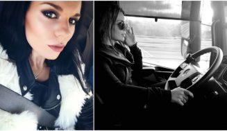 23-годишната Вероника от Пловдив е най-младата тираджийка у нас (Снимки)